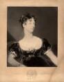 Henrietta Elizabeth (née Peirse), Lady Beresford, by Thomas Hodgetts, after  Sir Thomas Lawrence - NPG D722