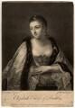 Elizabeth (née Drax), Countess of Berkeley, by James Macardell, after  Sir Joshua Reynolds - NPG D727