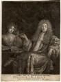Adrian Beverland, by Isaac Beckett, after  G.D. Vois - NPG D731