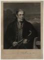 Robert Barclay Allardice, by Robert Moore Hodgetts, after  James William Giles - NPG D7328