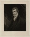 Lancelot Baugh Allen, by Thomas Goff Lupton, after  Sir William Beechey - NPG D7333
