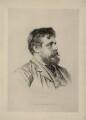 Sir Lawrence Alma-Tadema, by Paul Adolphe Rajon - NPG D7344