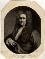 Sir Richard Blackmore, by George White, after  John Vanderbank - NPG D736