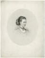 Leonora Caroline Baring (née Digby), Lady Ashburton, by Francis Holl - NPG D7397