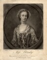 Mary Blandy, by Thomas Ryley, after  F. Wilson - NPG D740