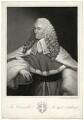 Sir William Henry Ashhurst, by John Jones, after  John Plott - NPG D7402