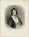 Maria Anne Ashley (née Baillie), by James Thomson (Thompson), after  John Bostock - NPG D7406