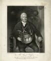 James Asperne, by Thomas Blood, after  Samuel Drummond - NPG D7414