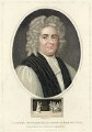 Francis Atterbury, by John Chapman, after  Sir Godfrey Kneller, Bt - NPG D7432