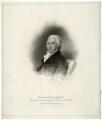 William Eden, 1st Baron Auckland, by Charles Picart, after  Henry Edridge - NPG D7445