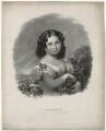 Princess Augusta Wilhelmina Louisa, Duchess of Cambridge, by Johann Giere, after  Georg Friedrich Reichmann - NPG D7448