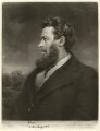 Walter Bagehot, by Norman Hirst, after  Unknown artist - NPG D7461