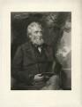 Sir Edward Baker, 2nd Bt, by John Richardson Jackson, after  George Richmond - NPG D7473