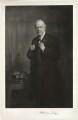 Arthur James Balfour, 1st Earl of Balfour, by Sir Emery Walker, after  (George) Fiddes Watt - NPG D7483