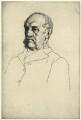 Thomas Graham Balfour, by William Strang, printed by  David Strang - NPG D7485
