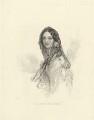 Mrs Bankes, by William Henry Mote, after  John Hayter - NPG D7493