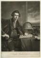 Sir Joseph Banks, Bt, by William Dickinson, after  Sir Joshua Reynolds - NPG D7504