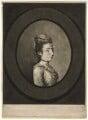 Mrs Banks, by Robert Laurie, after  Hugh Douglas Hamilton - NPG D7506