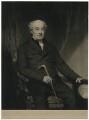 John Bannister, possibly after George Clint - NPG D7510