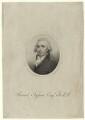 Samuel Tyssen, by William Evans, after  H. Burch - NPG D7521