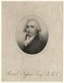 Samuel Tyssen, by William Evans, after  H. Burch - NPG D7522