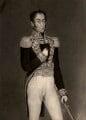 Simon Bolivar, by Charles Turner, after  Gil - NPG D753