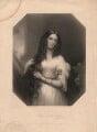 Sarah Frederica Caroline (née Child Villiers), Princess Esterhazy, by William Henry Egleton, after  Sir William John Newton - NPG D7538