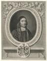 John Wallis, by David Loggan - NPG D7557