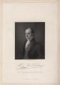 Henry Warburton, by William Henry Mote, after  Sir George Hayter - NPG D7565