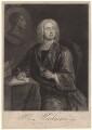 William Warburton, by Thomas Burford, after  Charles Philips - NPG D7567