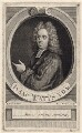 Isaac Watts, by George Vertue, after  Isaac Whood - NPG D7584