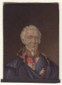 Arthur Wellesley, 1st Duke of Wellington, by George Baxter - NPG D7599