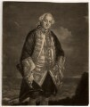 Edward Boscawen, by James Macardell, after  Sir Joshua Reynolds - NPG D760
