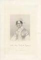 Barbara Hofland (née Wreaks), by Edward Francis Finden, published by  W.J. Cleaver - NPG D7616