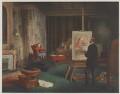 Sir John Everett Millais, 1st Bt, by Vincent Brooks, after  John Ballantyne - NPG D7619