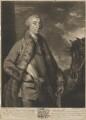 George Sackville Germain, 1st Viscount Sackville, by James Macardell, after  Sir Joshua Reynolds - NPG D7641