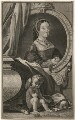 Unknown woman engraved as Catherine Howard, by Jacobus Houbraken, after  Hans Holbein the Younger - NPG D7667