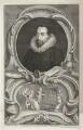 Sir Francis Walsingham, by Jacobus Houbraken, after  Federico Zuccaro - NPG D7668