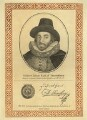 Gilbert Talbot, 7th Earl of Shrewsbury, by John Swaine - NPG D11011