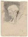 Sir James Bacon, by Sir Leslie Ward - NPG D7699