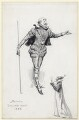 Sir Henry Irving as Malvolio, by Harry Furniss - NPG D77