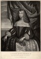 Catherine of Braganza, by Robert Dunkarton, after  Dirk Stoop - NPG D7739