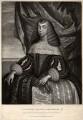 Catherine of Braganza, by Robert Dunkarton, after  Dirk Stoop - NPG D7739
