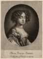 Queen Mary II when Princess of Orange, by and published by Gerard Valck, after  Sir Peter Lely - NPG D7757