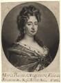 Queen Mary II, by John Smith, after  Sir Godfrey Kneller, Bt - NPG D7759