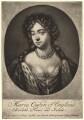 Queen Mary II, by Pieter Schenck - NPG D7761