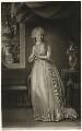 Tryphosa Jane Wallis (later Campbell), by Joseph Grozer, after  John Graham - NPG D7774
