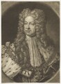 King George I, by John Faber Jr, after  D. Stevens - NPG D7795