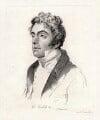 William John Burchell, by Mary Dawson Turner (née Palgrave), after  John Sell Cotman - NPG D7805