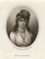 Mary Wollstonecraft, by John Chapman, after  Unknown artist - NPG D7842